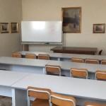 aula per corsi generici
